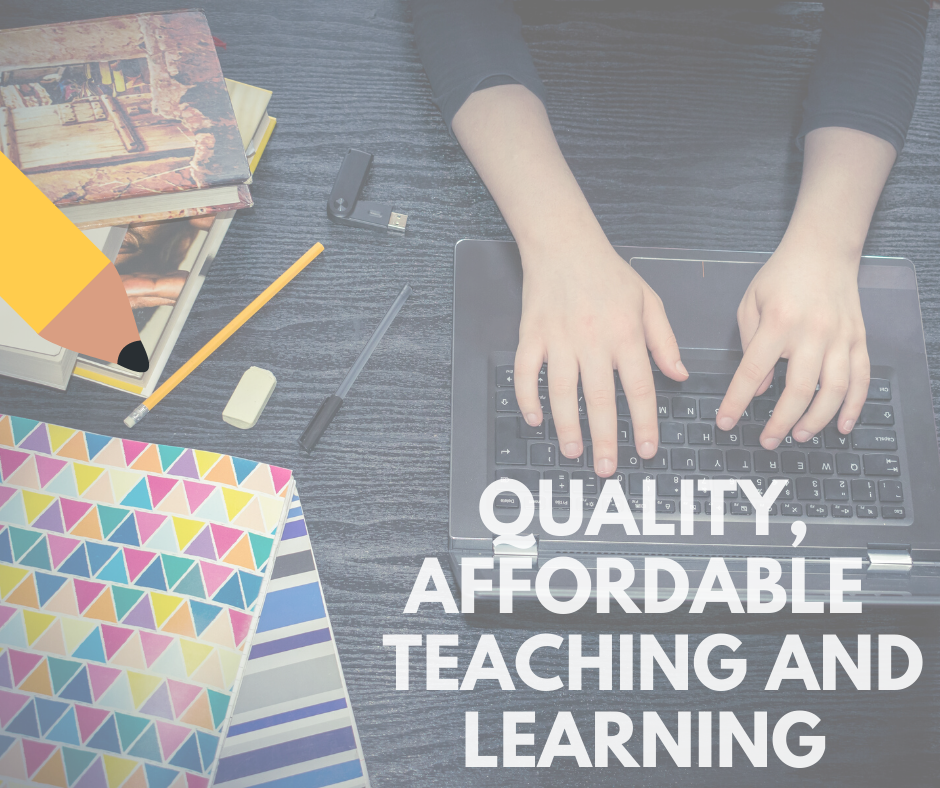 Generic Ad - Quality and Affordable Teaching and Learning