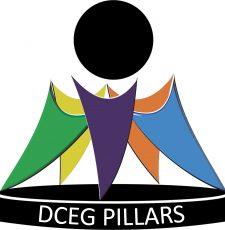 DCEG PILLARS Logo